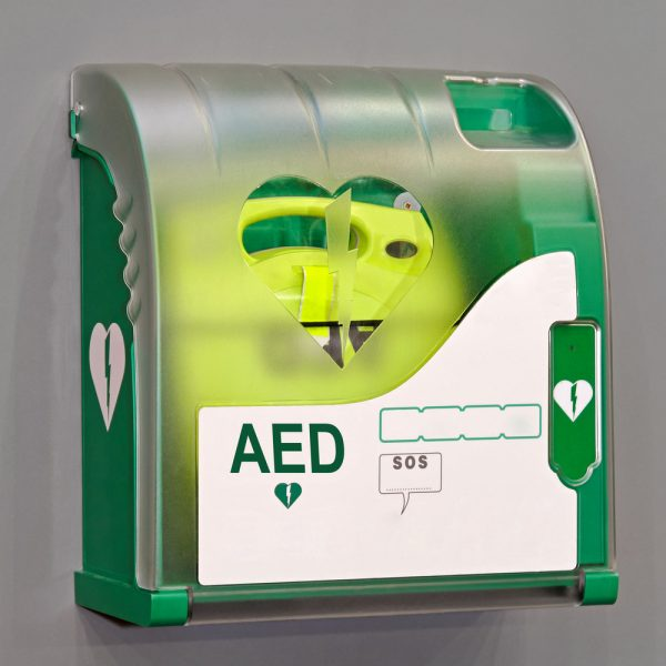 AED training by cb training