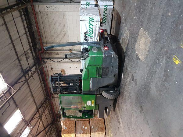 Combilift Truck training