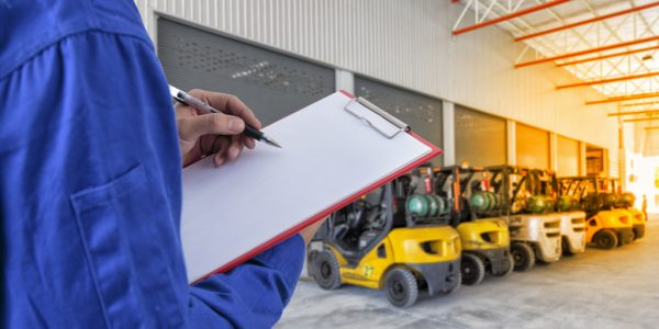 Forklift Inspections by CB Training
