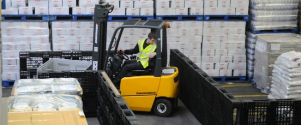 forklift instructor licence