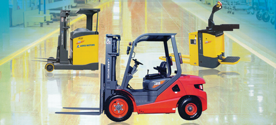 Forklift Driver Training by CB Training