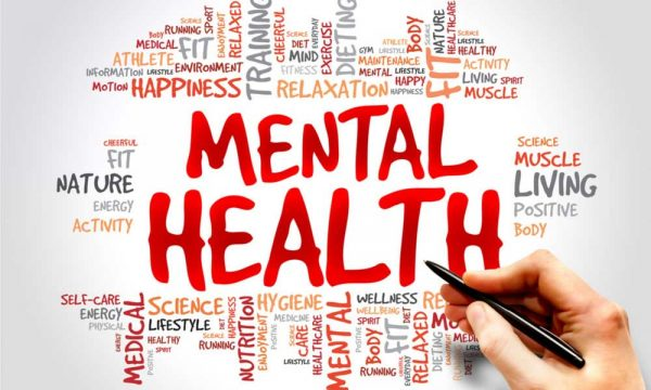 mental health first aid at work