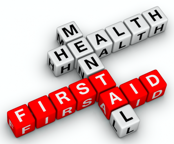 mental health, mental health at work, mental health first aid at work, nuco, qualsafe