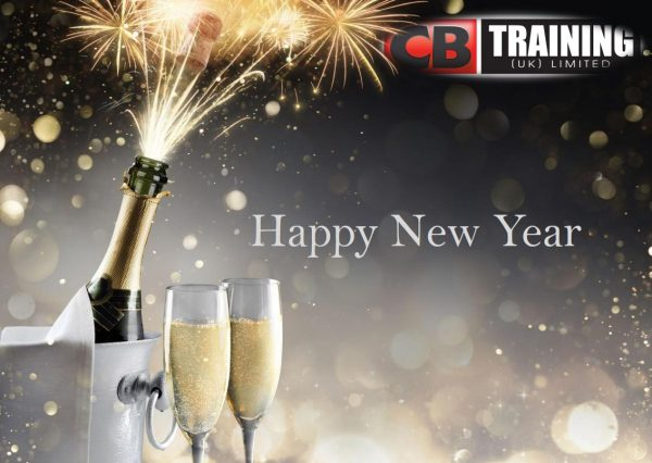 happy new year forklift training